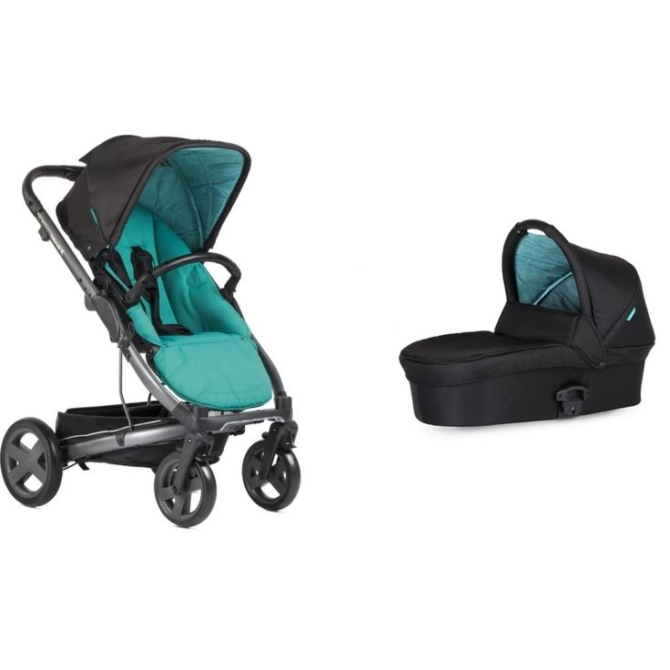 X-LANDER X-Cite X-Pram Light set Sea Blue 2016