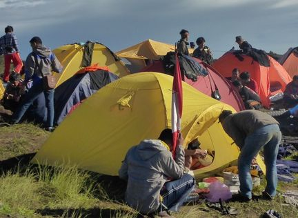 Et godt telt til en god telttur