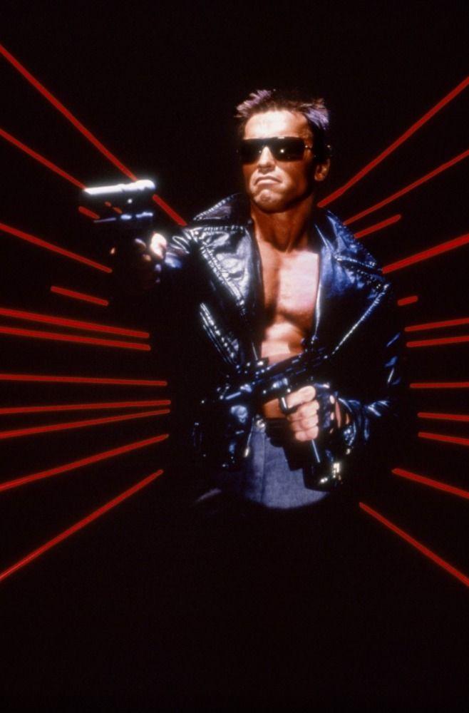 The Terminator (1984) - Arnold Schwarzenegger