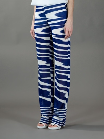 MISSONI - Printed trouser 3
