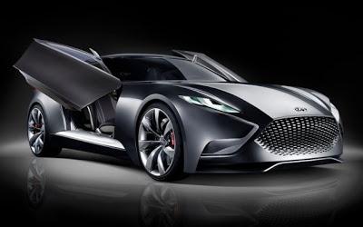 2013 Hyundai HND-9 Concept http://modificationautomobile.blogspot.com