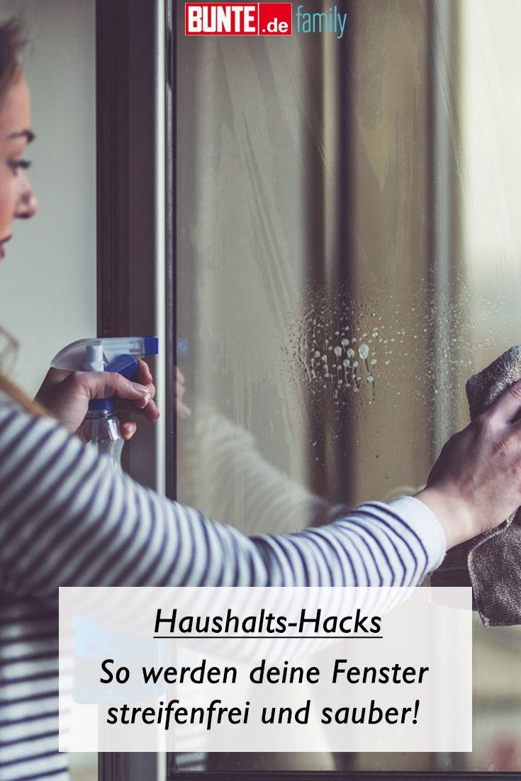 Fensterputzen So Reinigst Du Rahmen Und Fenster Streifenfrei Fenster Putzen Aufraumen Und Putzen Fenster