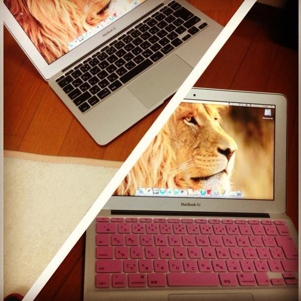 MacBook Airカバー