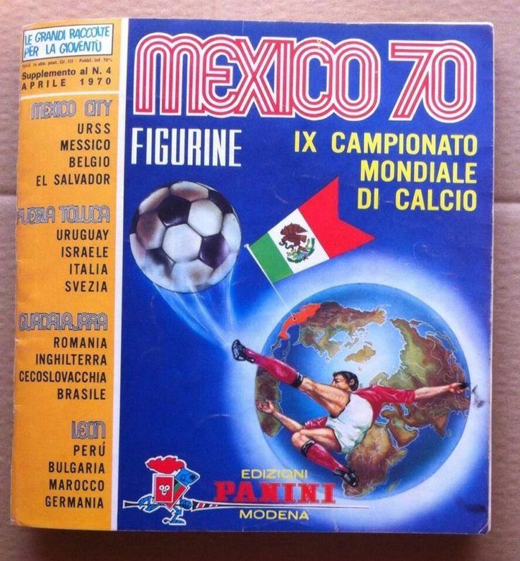 Panini Mexico 70