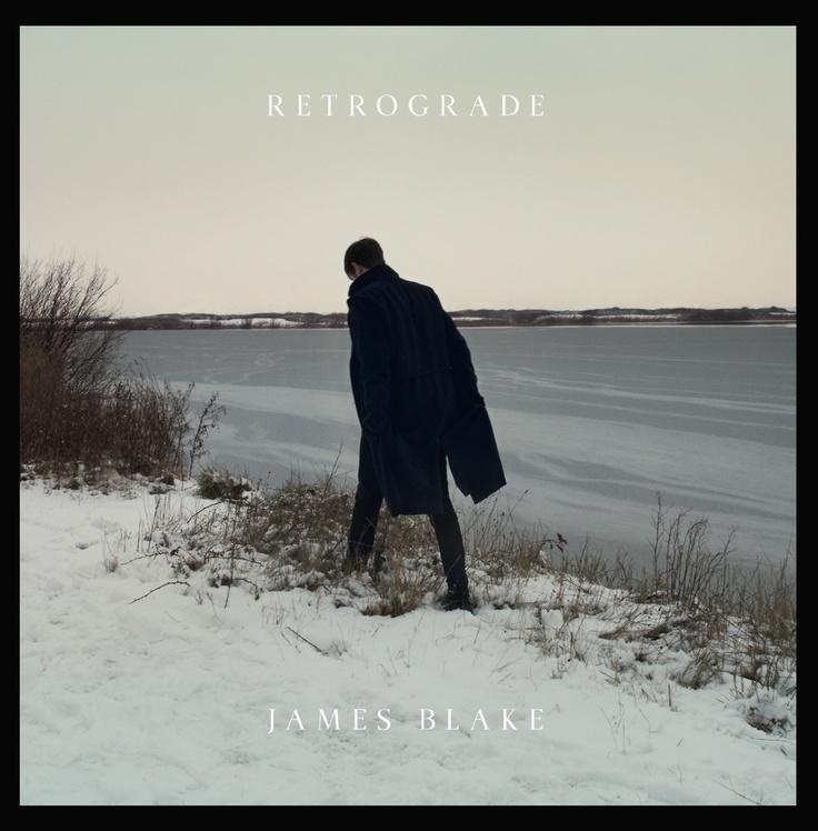 Record Store Day UK 2013 /// James Blake - Retrograde/Overgrown 12