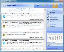 Track user passwords & keystrokes with Elite keylogger. Great results! >> Keylogger --> http://download.cnet.com/Elite-Keylogger-Pro/3000-2162_4-75903341.html