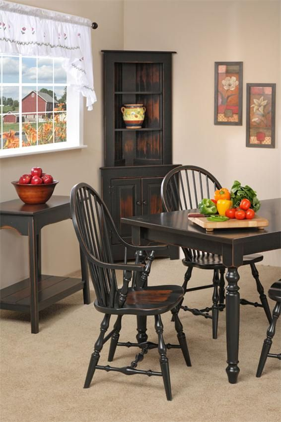 Amish Made Farmhouse Kitchen Table Farmhouse kitchens  : 4bfd141b81e3768a72498c11b1be11de from www.pinterest.com size 566 x 850 jpeg 67kB