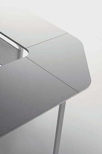 Panca pubblica / da interno / moderna / in legno - VACANTE by Enric Miralles - Sellex