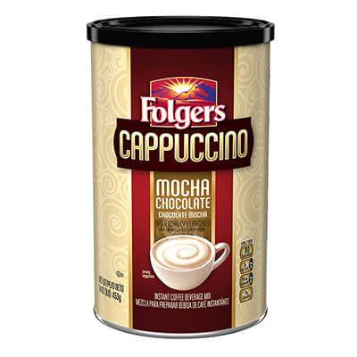 French Vanilla Cappuccino Stix - Folgers Coffee