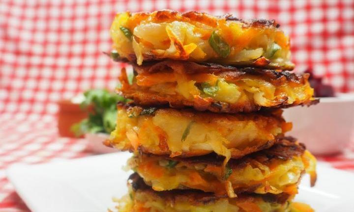 Potato pancakes - Kidspot