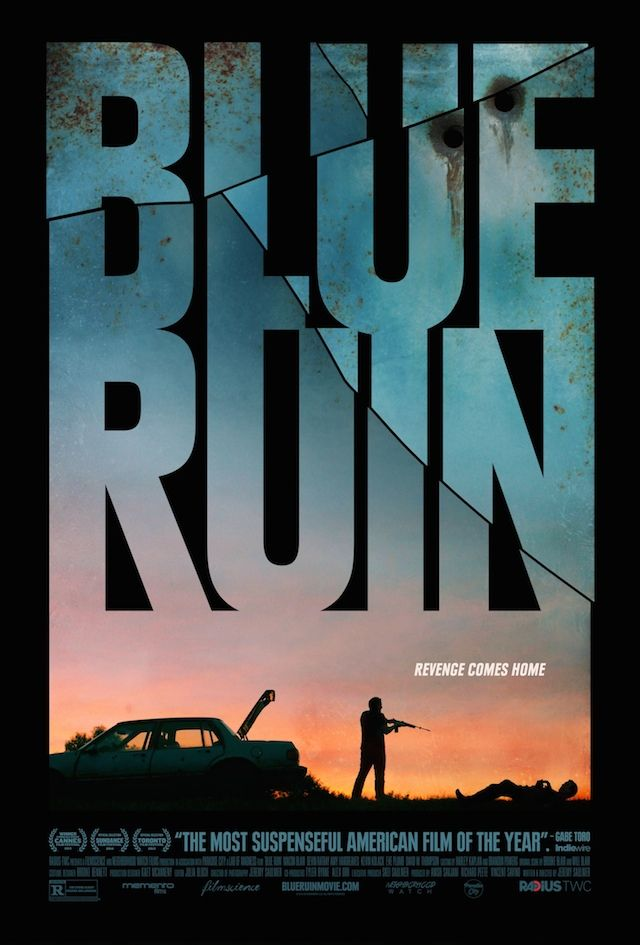 Movie: Blue Ruin