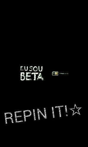 PRECISO DE REPINS! RETRIBUO DE VOLTA✅ #TimBeta