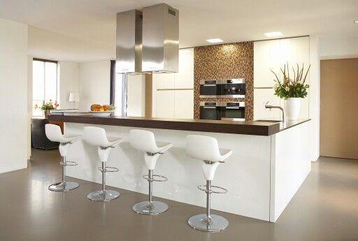 Keuken en bar
