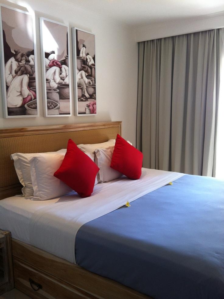 Bali Breezes Seminyak Deluxe room