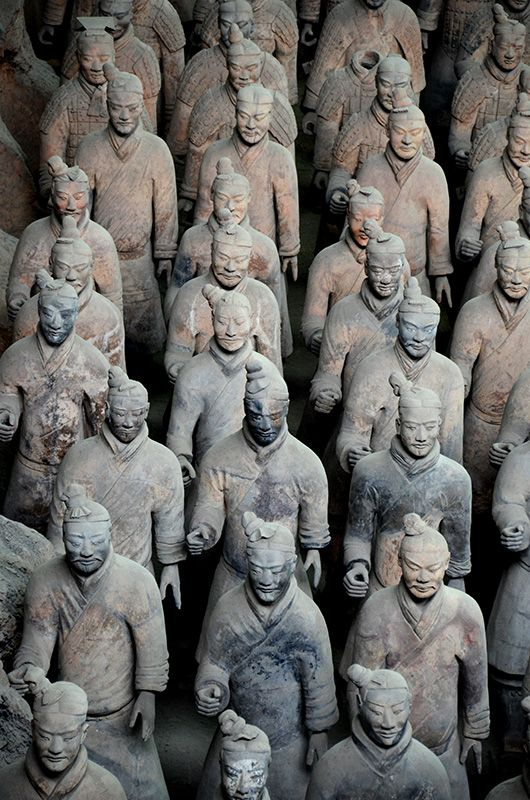116 best terracotta army images on pinterest terracotta army terracotta army qin shi huang china sciox Image collections