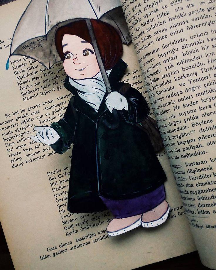 """""""Ben ne zaman Öyle durup dururken, Öyle damdan düşer gibi Açıp seni okumaya başlasam. Anlıyorum ki, Mahvolmuşum..."""" #İllüstrasyon #illustration #art #drawing #sketch #instaart #artsgallery #dailysketch #design #artist #orhanveli #şiirlekarışık"""