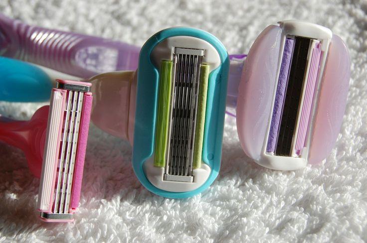 Großer Gillette Venus Rasierer Test: Embrace, Breeze und Simply