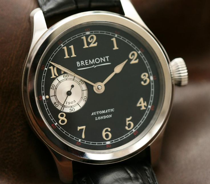 Bremont - Wright Flyer