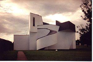 Vitra Design Museum, de Frank Gehry, en Weil Am Rhein.