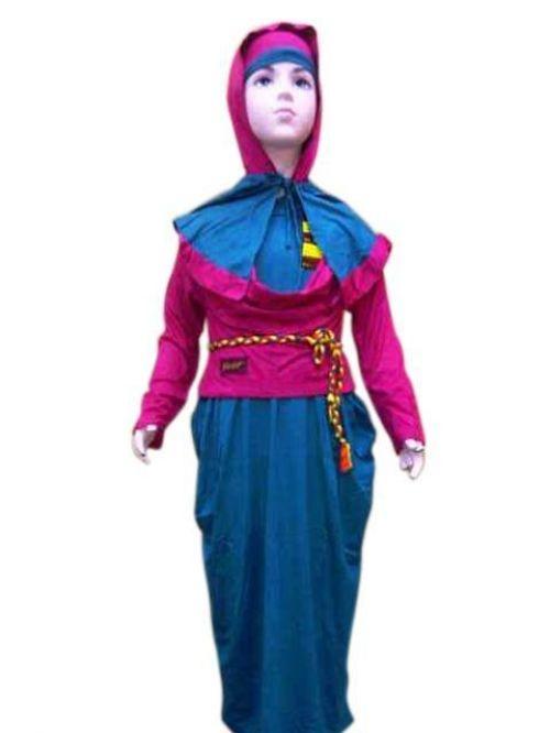 Baju Muslim Anak Wanita MAW025