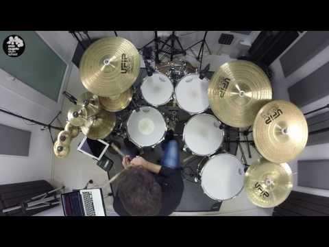 Half time shuffle groove Enzo Augello