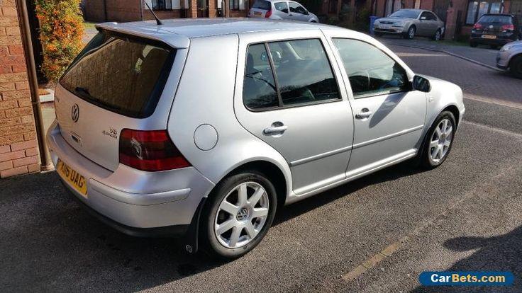 VW Golf V6 4Motion - Reflex Silver 5dr #vwvolkswagen #golf #forsale #unitedkingdom