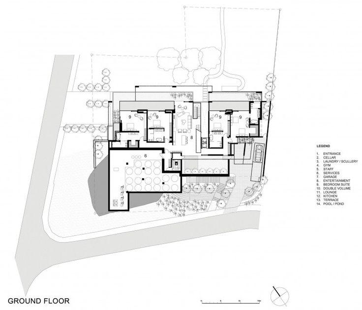 8 best house plans images on Pinterest House design, Blueprints - new blueprint interior design magazine