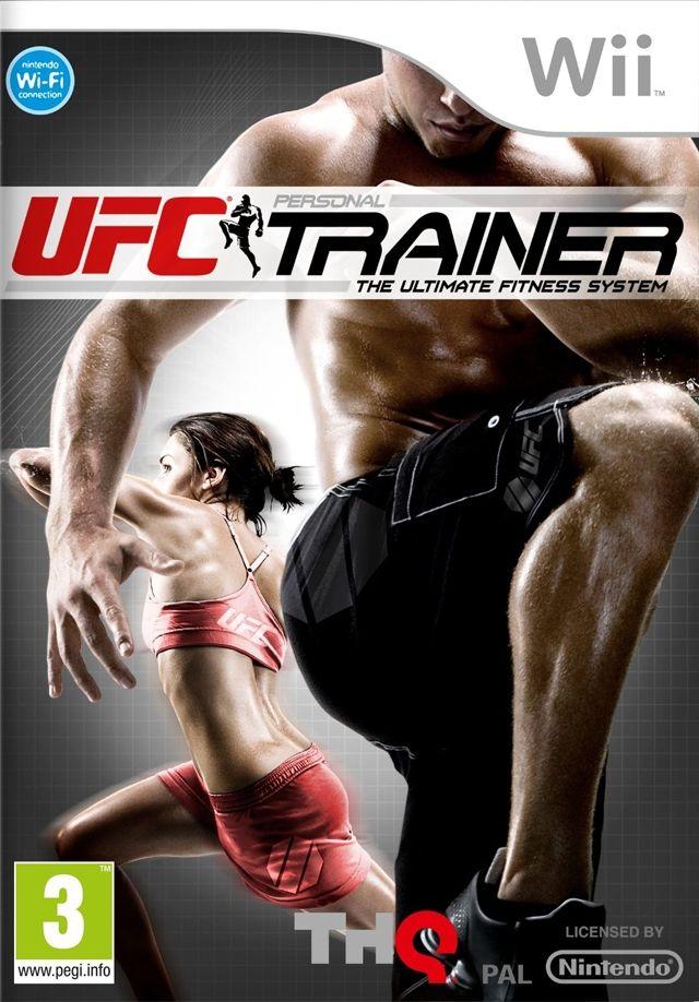Get fit met The Ultimate Fighting Championship voor de Wii!
