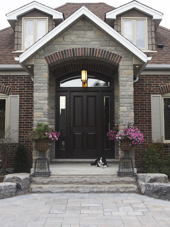 Exterior Black Door Design, Pictures, Remodel, Decor and Ideas - page 7