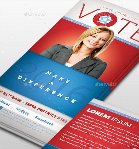Political Palm Card Template Best Of 15 Palm Card Templates Psd Ai Vector Eps Printing Business Cards Free Printable Card Templates Rack Card Templates