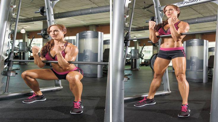 Erin Stern's Ultimate Leg Day: Smith Machine Workout