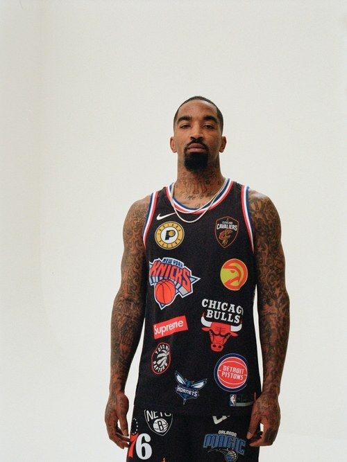 19c1a80c1 Supremes New NBA Collaboration Is for Guys as Confident as J.R. Smith