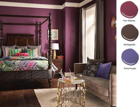 Tendencias de Color 2015 de Behr Pro