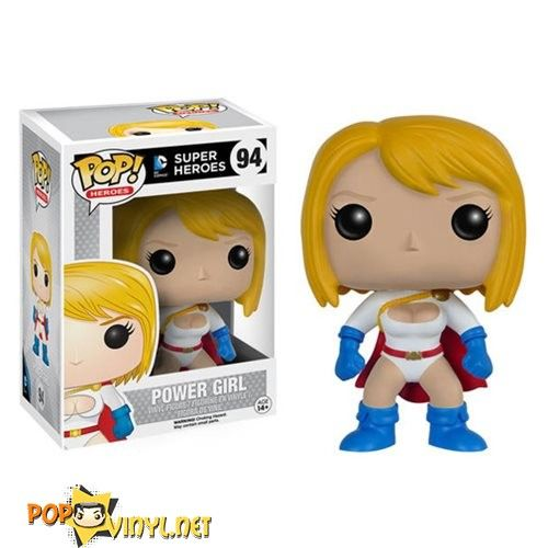 DC Comics Pop - Super Girl - Funko - Visit to grab an amazing super hero shirt now on sale!