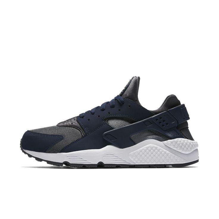 Nike Air Huarache Men's Shoe Size 12.5 (Grey)