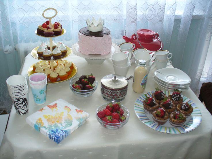 Čajový večierok