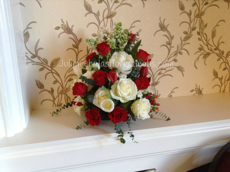 Wedding Flowers For Venue : The best images about wedding venue flowers on