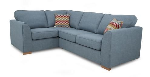 Revive Right Hand Facing 2 Seater Corner Sofa Revive | DFS