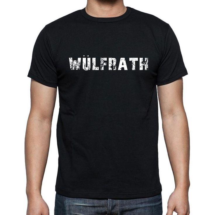 wülfrath, Men's Short Sleeve Rounded Neck T-shirt