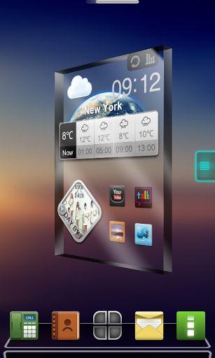 Drock Next Launcher 3D Theme apk app full free Download