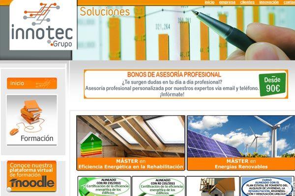 Grupo Innotec, es un potente grupo de empresas relacionado con la energía >> www.innotecgrupo.com Gestión de diferentes campañas en plataformas de pago orientadas a varios países, con referencia en Google AdWords. #SEM #AdWords #Google #Marketing #MarketingOnline