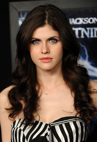 "Alexandra Daddario - Premiere Of ""Percy Jackson & The Olympians: The Lightning Thief"""