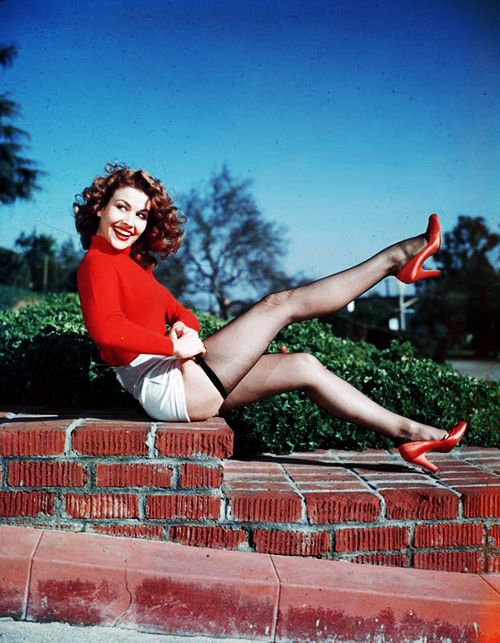 Ideal Nude Photo Of Mara Corday Pictures