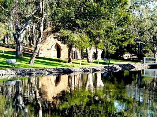 Geelong, Australia. Waurn Ponds Campus at Deakin University.