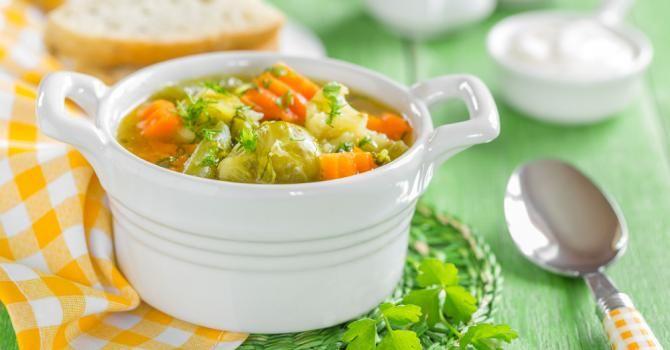 Une soupe qui mange les graisses ? Trop bien !