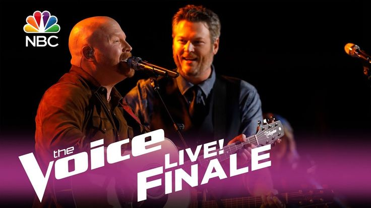 "The Voice 2017 Red Marlow and Blake Shelton - Finale: ""I'm Gonna Miss He..."