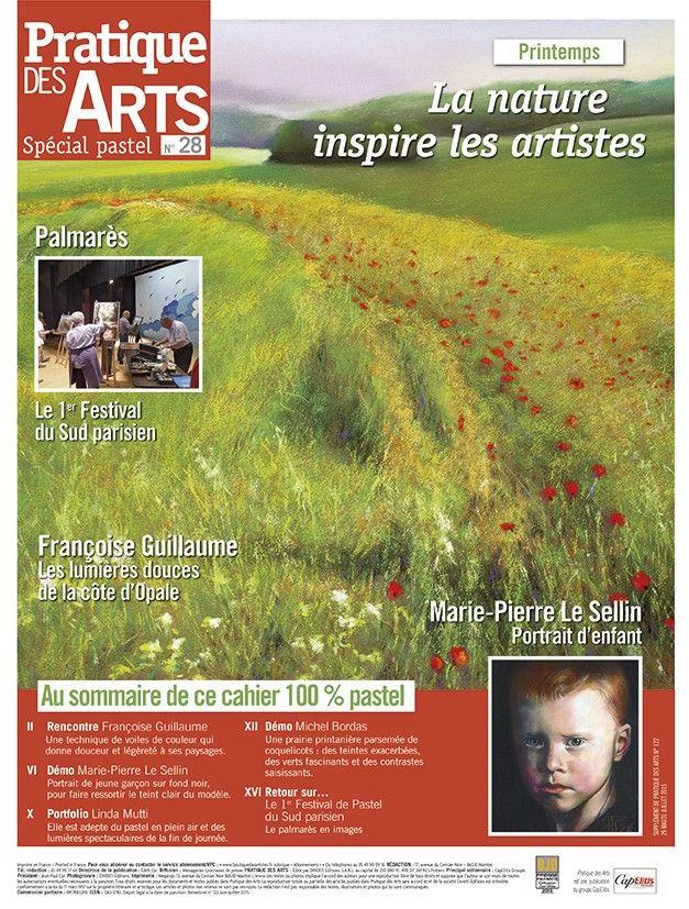 Cahier Spécial Pastel n°28 - Pratique des Arts