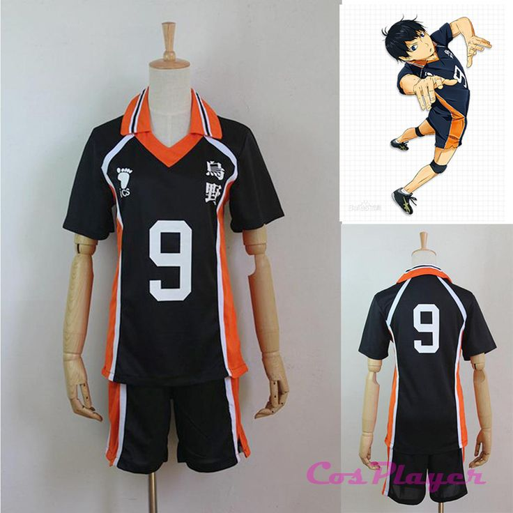 Cheap uniform embroidery, Buy Quality uniform dance directly from China uniform d Suppliers:  Karasuno High School Club Haikyuu!! Cosplay Costume No.9 Tobio Kageyama Jerseys Uniform Sets       9 Styles Hot An