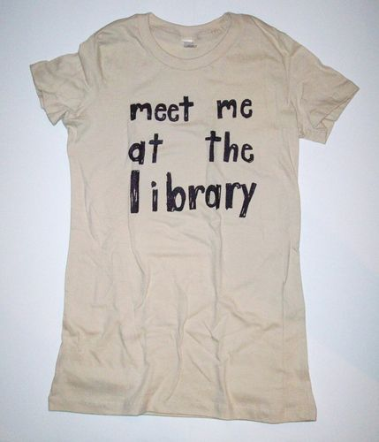 Say It With A T: Meet Me At The Library