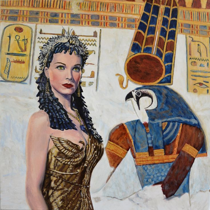 Original Acrylic Paintings on Canvas Jane Ianniello noirscapes Vivienne Leigh Egyptian painting Hollywood Goddess movie star noir pulp art by NoirscapesArt on Etsy